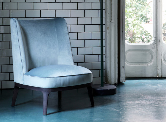 Dragonfly de Flexform Mood | Fauteuils d'attente
