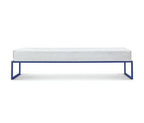 Fronzoni '64 Colour Bed by Cappellini | Single beds