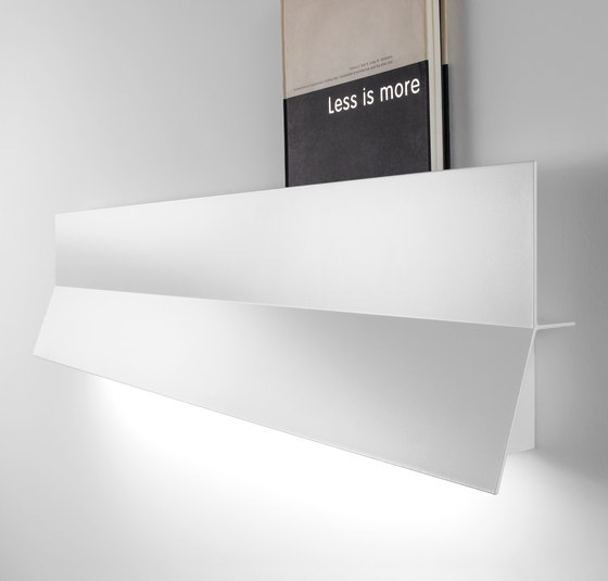 Lea 02 wall light by BOVER | General lighting