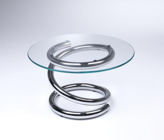 Spring Table di Living Divani | Tavolini d'appoggio / Laterali
