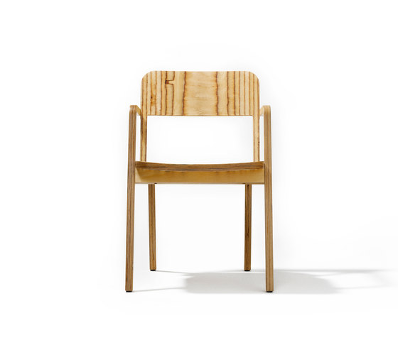 Prater chair di Lampert | Sedie