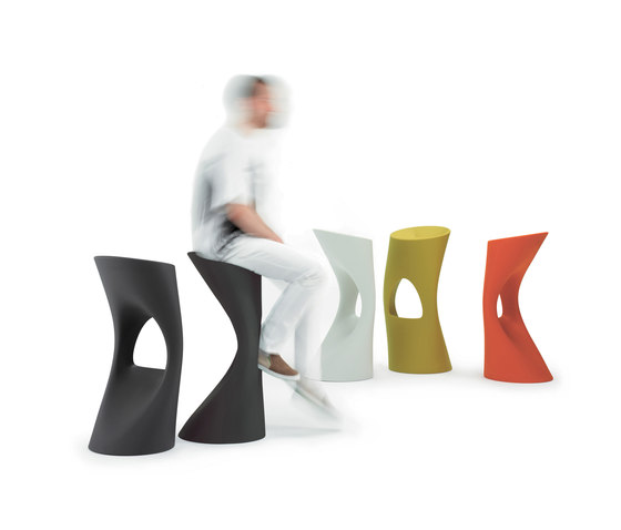 Flod stool by Mobles 114 | Bar stools