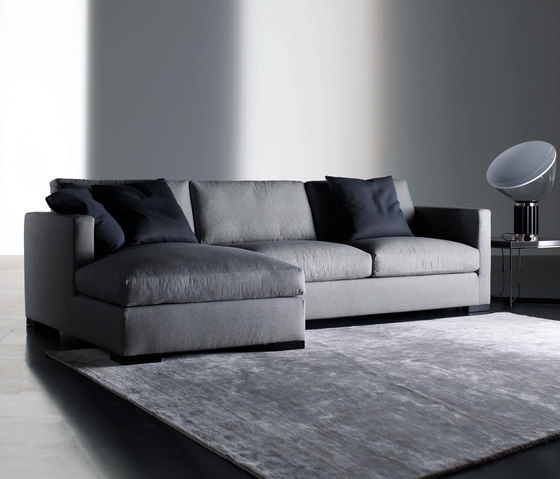 Belmon Modular Sofa de Meridiani | Canapés