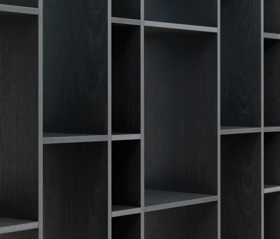 Code 2 by Zeitraum | Shelving systems