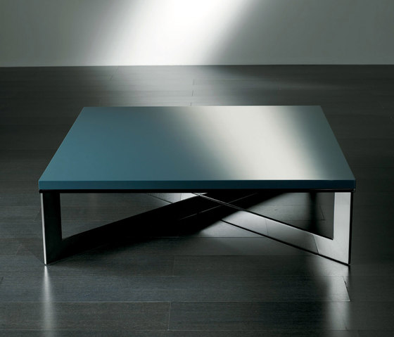 Cros Low table 120 by Meridiani | Lounge tables