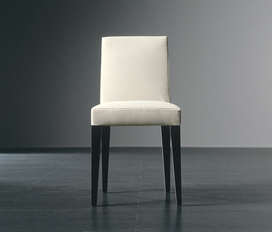Cruz Uno Chair by Meridiani | Visitors chairs / Side chairs