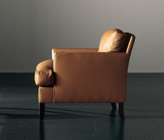 Gaben Armchair by Meridiani | Lounge chairs