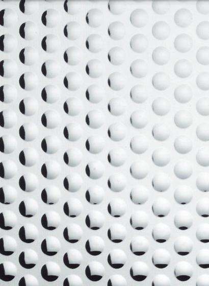 470/631 Alu Spiegelglanz Kreise von Homapal | Verbundwerkstoff Platten