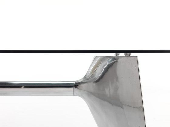 Fratino rectangular table by Baleri Italia | Dining tables