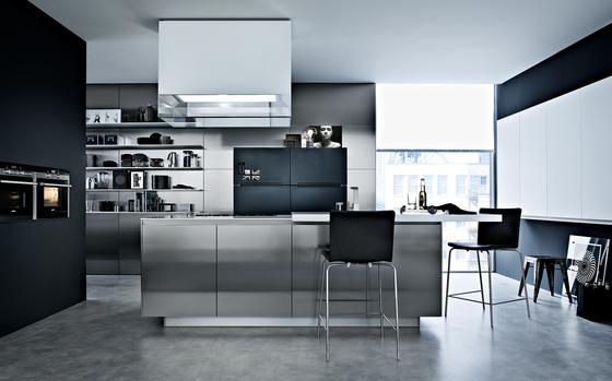Twelve by Varenna Poliform | Fitted kitchens