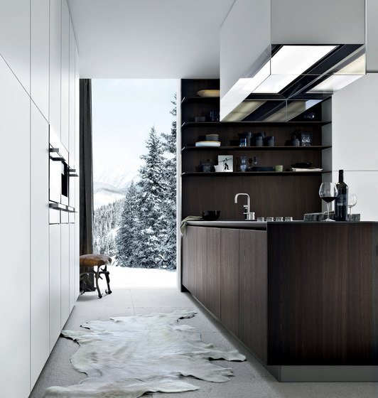 Twelve de Varenna Poliform | Cocinas integrales