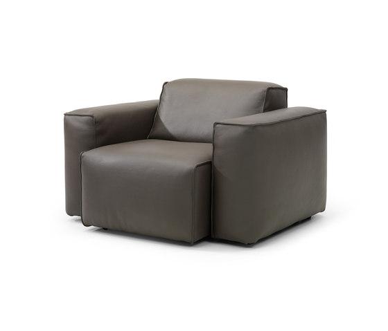 Matu armchair by Linteloo | Lounge chairs