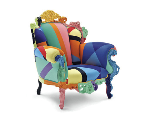 Proust Geometrica by Cappellini | Armchairs