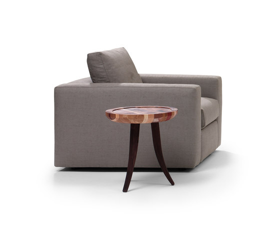 Carlo armchair di Linteloo | Poltrone lounge