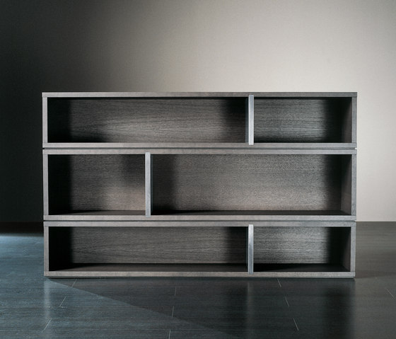 Joly Bookcase by Meridiani | Office shelving systems