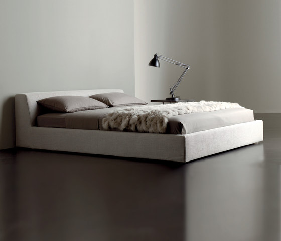 Louis By Meridiani Bed Small Sofa Plus Sofa Plus