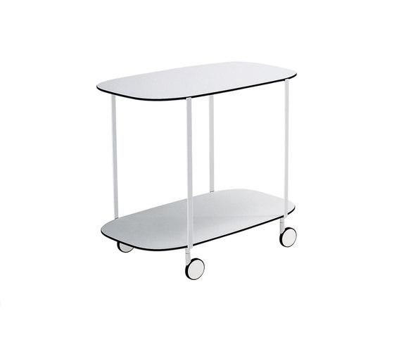 Battista | 636 by Zanotta | Tea-trolleys / Bar-trolleys