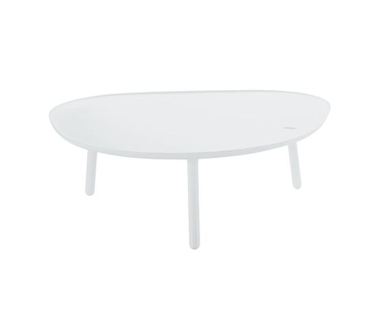 Ninfea | 654 by Zanotta | Coffee tables