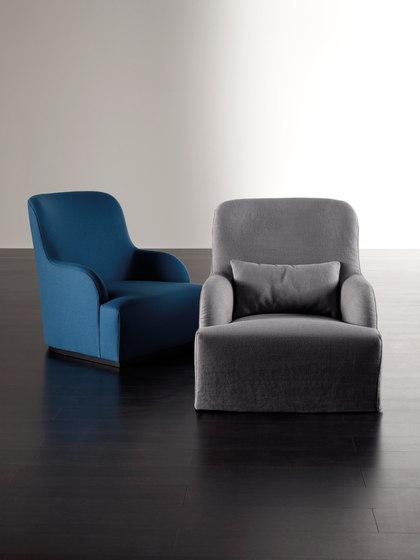 Liu Skin Bergère by Meridiani | Lounge chairs