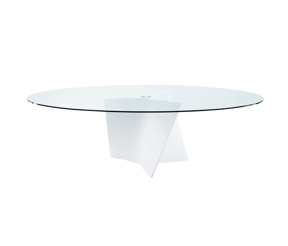 Elica | 2576 by Zanotta | Dining tables