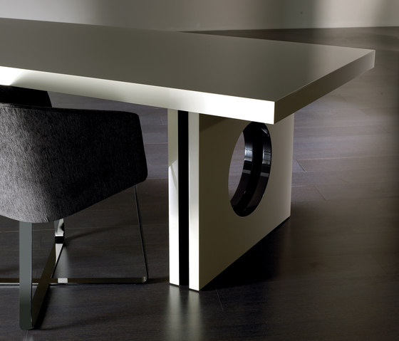 Martin Table by Meridiani | Individual desks