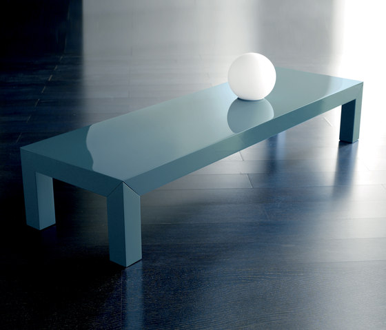 McQueen Low table by Meridiani | Lounge tables