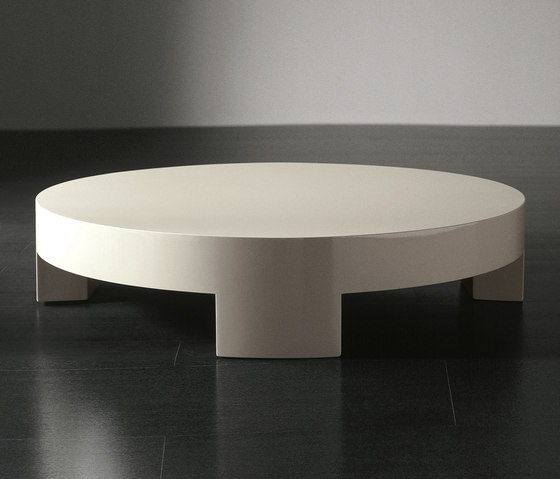 Sumo Low table by Meridiani | Lounge tables