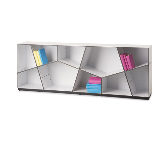 Pattern by Quodes | Shelving systems