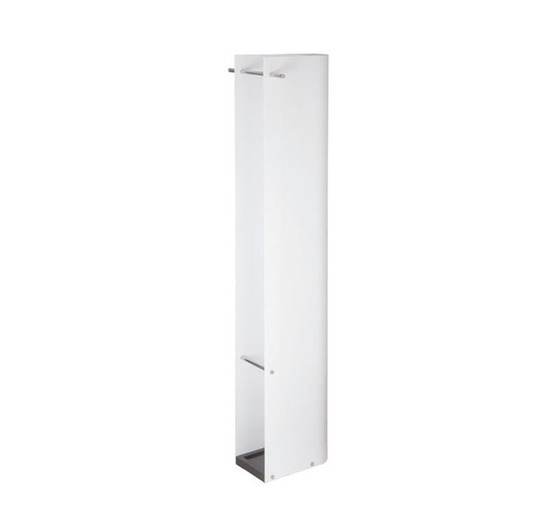 Wardrobe | U-Rack by Serafini | Freestanding wardrobes