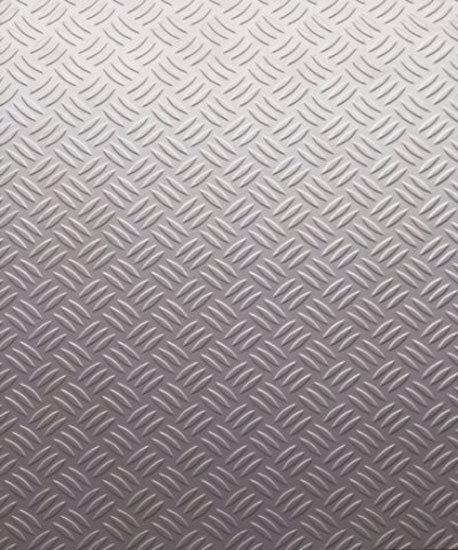 M2046 Alu Treadworks von Formica | Verbundwerkstoff Platten