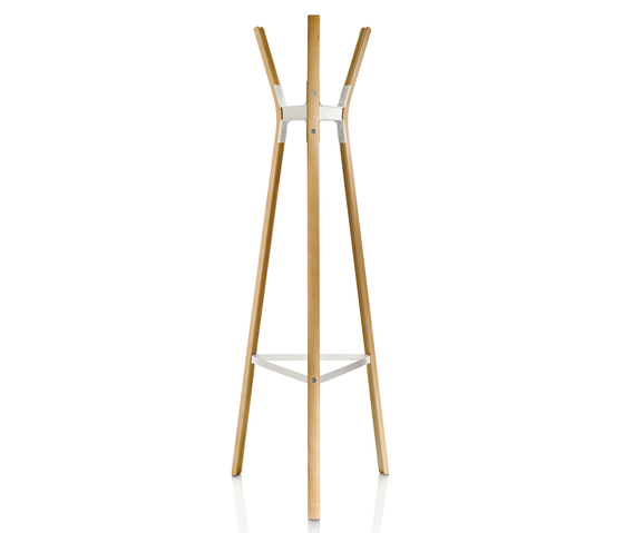 Steelwood Coatstand by Magis | Freestanding wardrobes