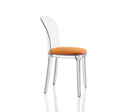 Vanity Chair by Magis | Visitors chairs / Side chairs