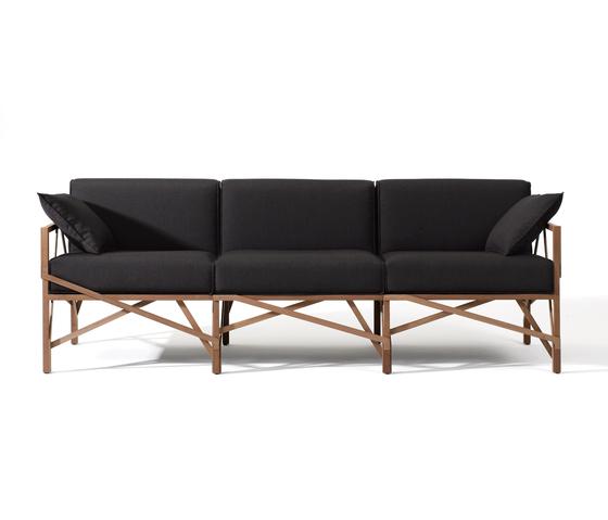 Allumette Sofa di Röthlisberger Kollektion | Divani lounge
