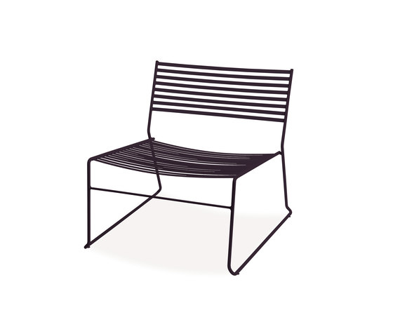 Aero | 023 by EMU Group | Garden armchairs
