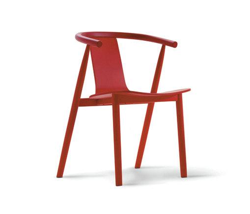 Bac de Cappellini | Chaises de restaurant