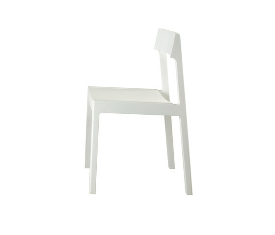 Clip chair by Bedont | Visitors chairs / Side chairs