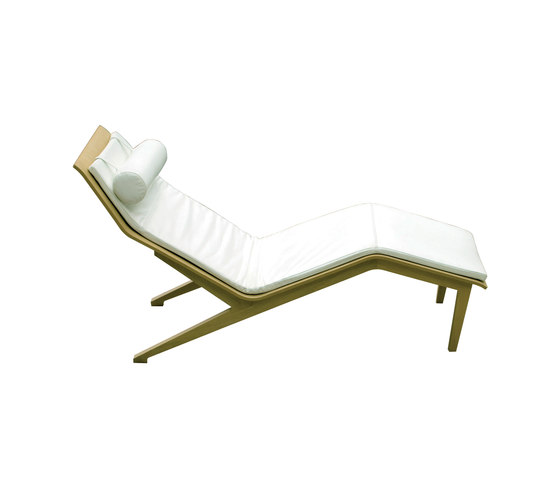 Musa Chaise longue by Bedont | Chaise longues