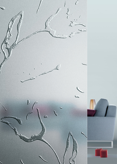 Madras® Flos von Vitrealspecchi | Dekoratives Glas