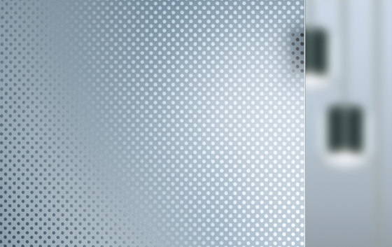 Madras® Pixel de Vitrealspecchi | Verre décoratif