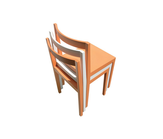 Nord chair by Bedont | Visitors chairs / Side chairs