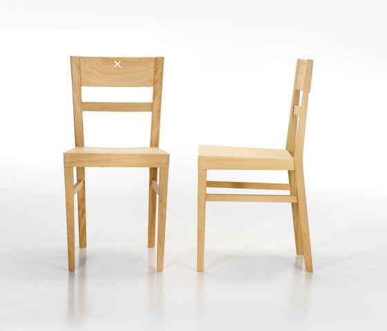 Segno chair by Bedont | Visitors chairs / Side chairs