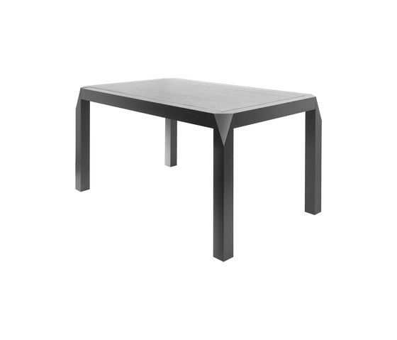 Trapezio table by Bedont | Multipurpose tables