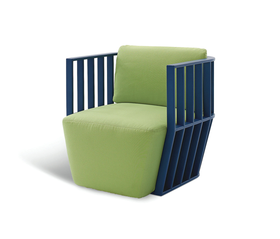 Scratch by Cappellini | Lounge chairs