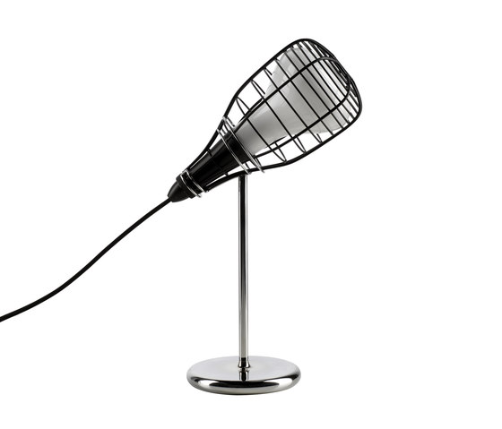 Cage Table Lamp Mic by Foscarini | General lighting