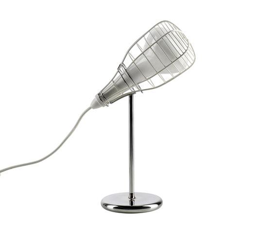 Cage Lampe de table Mic de Foscarini | Éclairage général