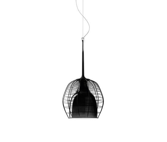 Cage suspension small by Diesel by Foscarini | General lighting