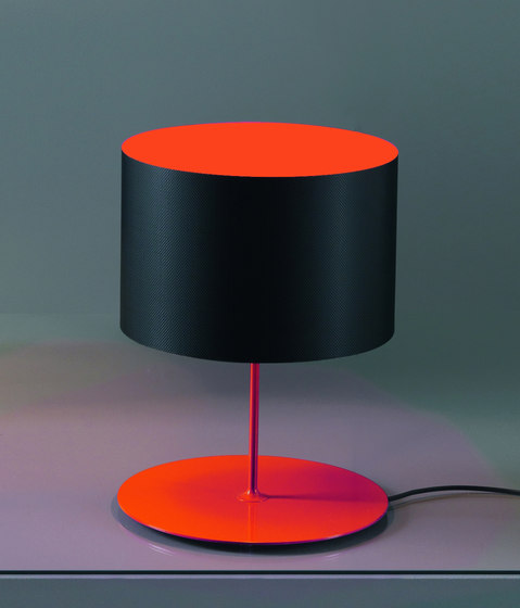 Half moon table lamp mini general lighting from karboxx for 1 2 moon table