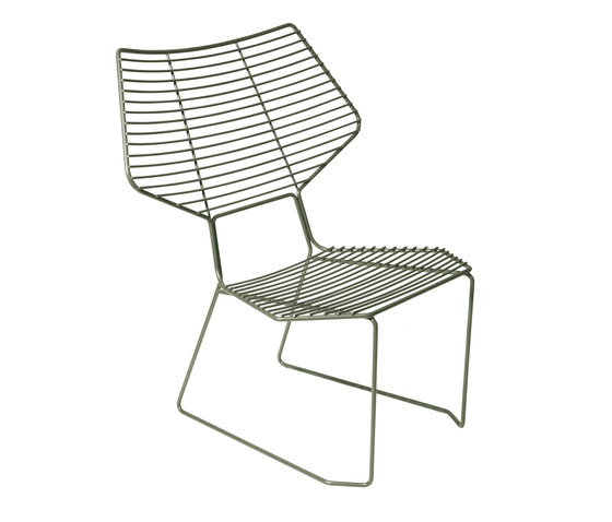 Alieno Lounge chair by Casamania | Garden armchairs