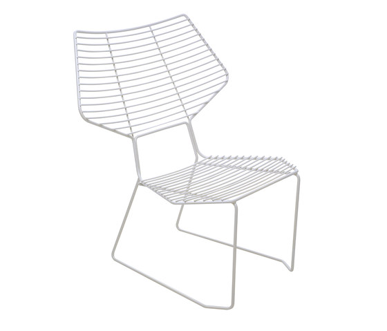 Alieno Lounge chair by CASAMANIA-HORM.IT | Garden armchairs