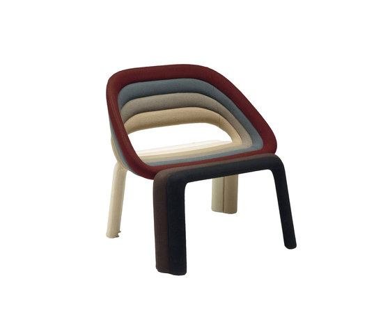 Nuance Armchair by Casamania | Lounge chairs